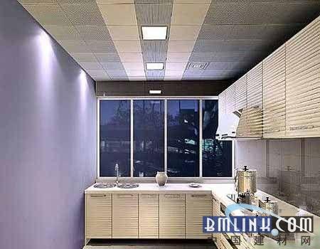 6条厨房吊顶装修攻略 打造最佳烹饪空间(图)-集成
