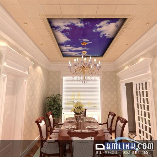 因此在安装时可以实现高低顶的设计,让集成吊顶告别传统的平面印象