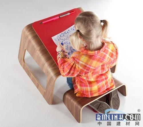 Knelt:可爱的跪式创意儿童家具_家具,儿童家具