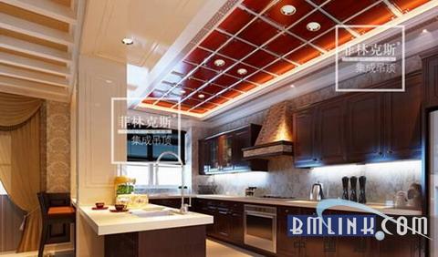 菲林克斯厨房集成吊顶装修效果图一