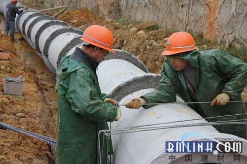 赣州5条城区排水管网投入使用