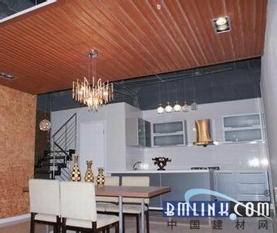 厨房吊顶装修效果图高清图片