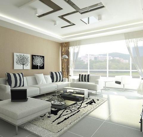 design 瓷砖大理石拼图背景墙_图片素材  茶色玻璃电视墙边框_图片