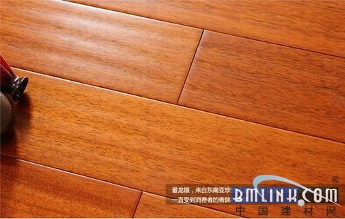 财到地板纯实木地热地板评测