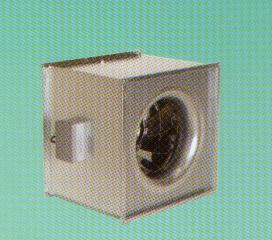 emair圆形接口方形混流管道风机高清图片