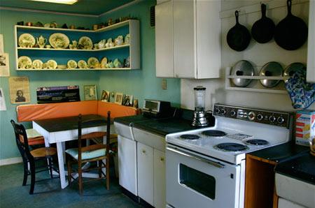外国经典:小户型厨房装修的极致收纳