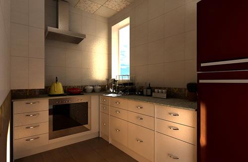 新厨房装修设计观念:先选家电后做橱柜