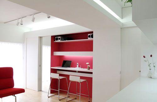 日式37平米小型公寓简约设计(图)