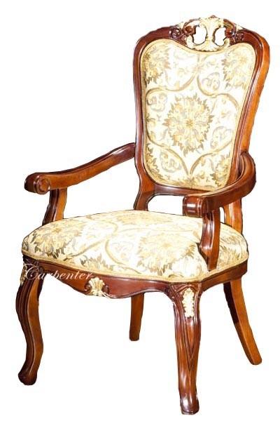 欧式椅子雕花线条
