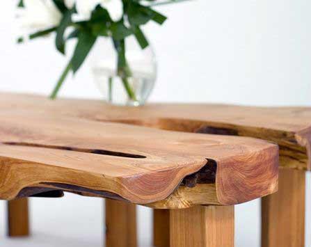 别致设计原木家具