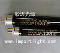 供应F8T5BLB,4T5BLB,F6T5BLB荧光防伪检测灯管