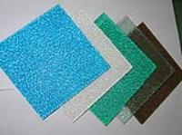 国内优质散光板颗粒板磨砂板直销