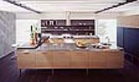 厨壹堂爱普板系列整体橱柜高贵之美整体厨房