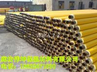 供应聚氨酯发泡钢管保温材料