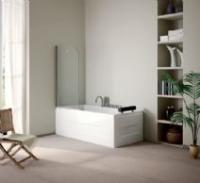供应登宇歌诺莉系列浴缸屏风PG153E淋浴房