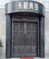 供应豪华别墅门铜门