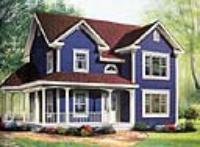 木屋、木别墅、度假木屋、组合木屋