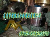 供应日本进口弹簧钢带半硬弹簧钢带SUP7高耐磨