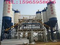 供应HZS50混凝土搅拌站价格厂家配件