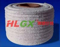 供应陶瓷纤维盘根陶瓷纤维圆编绳