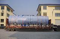 供应50m3沥青罐国外发运