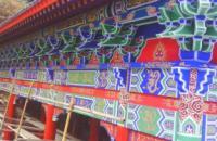 供应乌鲁木齐斗拱,椽子,彩绘