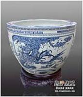 供应陶瓷鱼缸水缸